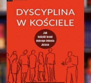 Nowa książka: Dyscyplina w kościele