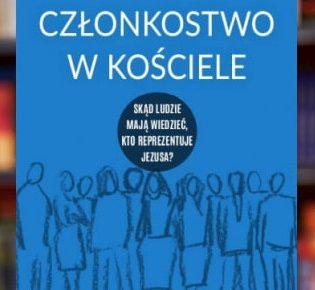 Nowa książka: Członkostwo w kościele